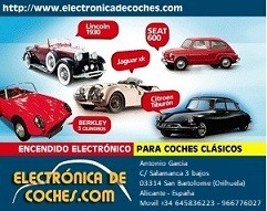 Electronica de Coches